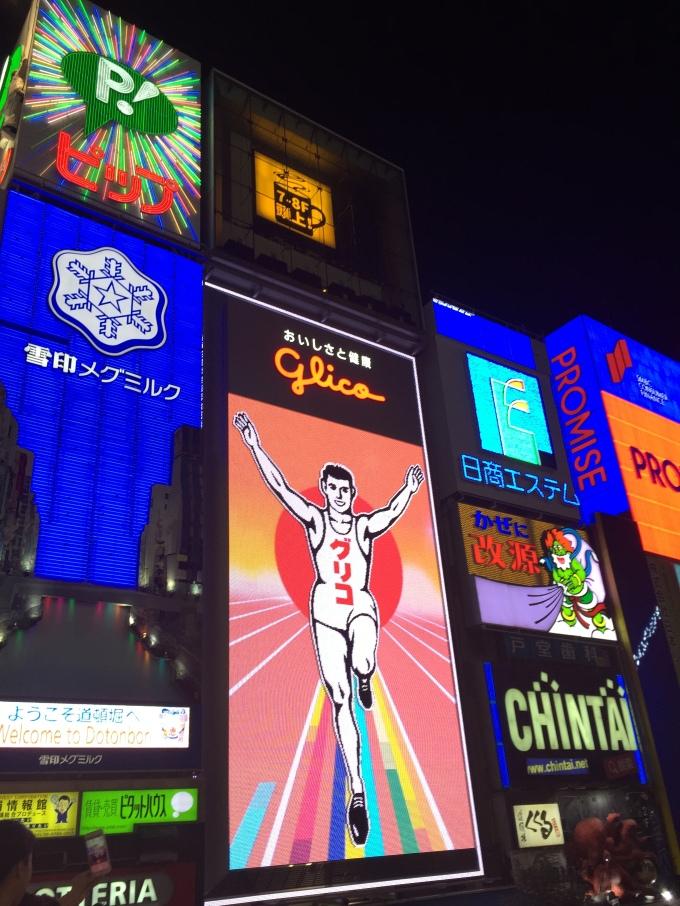 Osaka et Nara