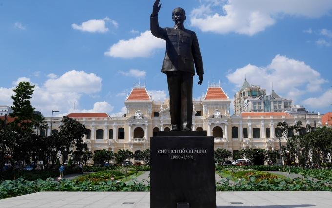Ho Chi Minh Ville(Saigon)