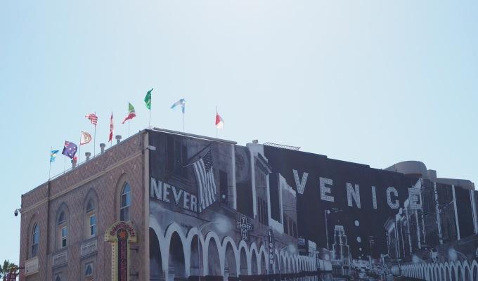 Venice à SanSimeon